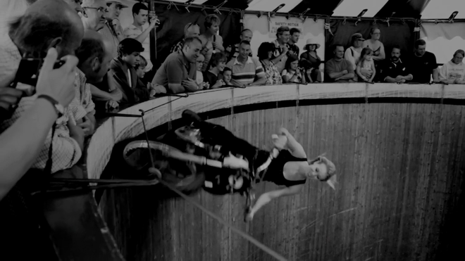 wall of death - 21